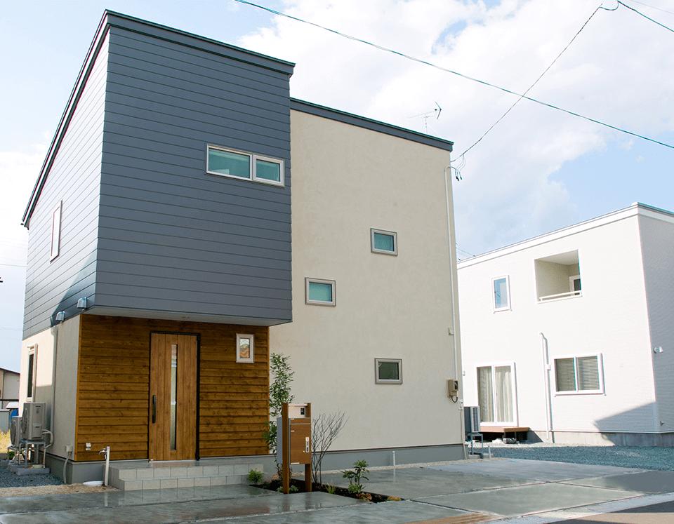 30坪プラン 設立30周年記念 サトコンホームの提案住宅