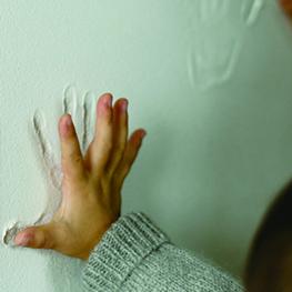 キレイな空気環境を保つ漆喰の塗り壁空間